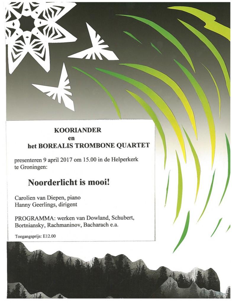 Kooriander flyer 09-04-2017